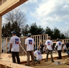Nonprofits H. and Purple Heart Homes build a house for a Marine wounded in Afghanistan. Volunteers Needed, Give Hope, Memorial Museum, Afghanistan, Building A House, Acting, Homes, Memories, Purple