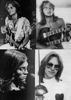 Gerry Beckley in the '70's