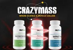 Crazy Mass is a leading manufacturer and supplier that offers some of the best and most high quality legal steroids: