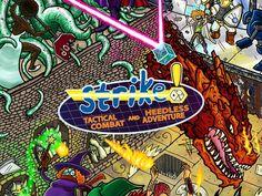 Strike! RPG's video poster