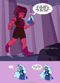 See more 'Steven Universe' images on Know Your Meme! Sapphire Steven Universe, Steven Universe Ships, Steven Universe Drawing, Steven Universe Funny, Steven Universe Theories, Steven Universe Fusion, Universe Images, Universe Art, Gravity Falls