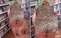 Funny Pictures Of People At Walmart | Funny People Shopping in Walmart