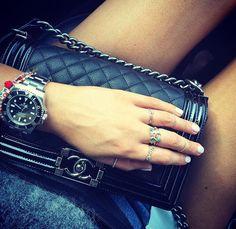 Rolex X Chanel
