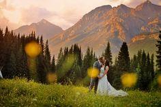 golden bc beaverfoot lodge wedding