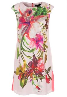 RAMONDA - Sukienka koktajlowa - różowy