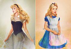 Aurora and Alice
