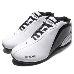1b6ec9710c70 Dada Supreme C-Dubbz Chris Webber Black White Kings Mirror Men Basketball  Shoes