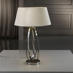 Lámparas de sobremesa : Lámpara de Sobremesa de Ovalos