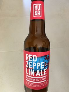 MUSA RED ZEPPELIN ALE