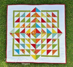 Pieces of Contentment: Completed QUILTS