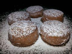 Dulces, tartas y otras historias.: Polvorones de chocolate y canela