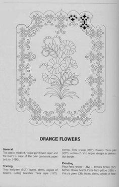 carte fleurie 2