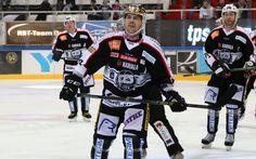 Vaasan Sport vs TPS Turku Ice Hockey - Finland Liiga Ice Hockey, Sports Today, Finland, Motorcycle Jacket, Baseball Cards, Live, Hockey Puck, Hockey