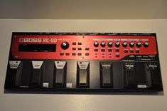 Boss RC-50 Loop Station Guitar Effects Pedal - Great condition.