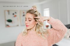 Most women are guilty of these 14 common mistakes while curling our hair. Learn how to protect your hair, set curls and make them last for days! Hair Curling Techniques, Hair Curling Tips, Hair Supplies, How To Curl Your Hair, Wand Curls, Curled Hairstyles, Hair Hacks, Mistakes, Bridal Hair