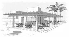 Guarujá: Novos quiosques da Praia da Enseada começam a ser construídos após o Carnaval | Jornalwebdigital