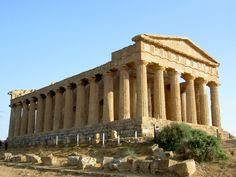 Valley of theTemples, Sicily