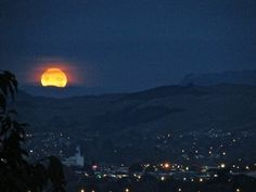 full moon rising (2015.5.4.) Full Moon Rising, Celestial, Sunset, Outdoor, Outdoors, Sunsets, Outdoor Games, The Great Outdoors, The Sunset