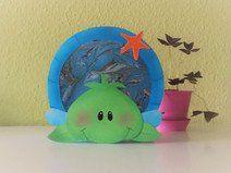 Laterne Tito Turtle (Martinslaterne)
