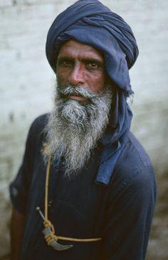 Punjab, India 1996, photo by Steve McCurry