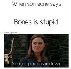 Pretty much. Love bones
