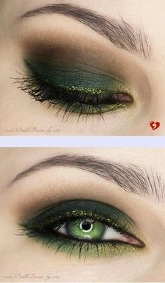 Interesting Smokey Eye Makeup