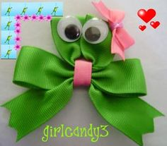 Frog Hair bow
