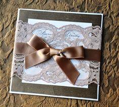 DIY Wedding Invitations - Part 2