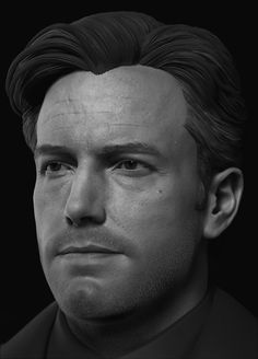 Ben Affleck, vimal kerketta on ArtStation at https://www.artstation.com/artwork/Qa083