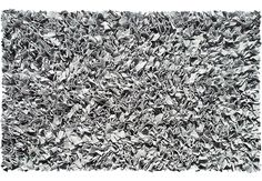 Shaggy Raggy Silver 5 x 8 Rug.589.99. 5L x 8W. Find affordable Rugs for your home that will complement the rest of your furniture. #iSofa #roomstogo