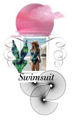 """""""I want Sun and Sand between toes !"""" by sylviega ❤ liked on Polyvore featuring Topshop"""