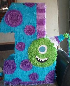 Monster Inc Pinata                                                                                                                                                                                 More