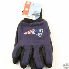 New England Patriots Sport Utility Gloves Visit our website for more: www.thesportszoneri.com