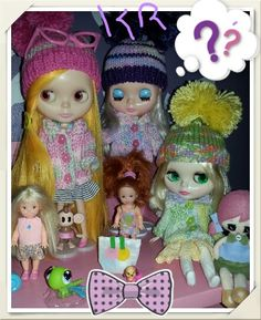 Krushkraze Girls and Friends