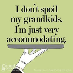 for my grandparent friends