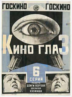 Dziga Vertov Films at Museum of Modern Art - The New York Times
