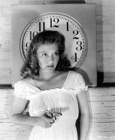 335b887313c Jean Parker in No Hands on the Clock (1941) Cinema Noir