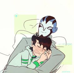 Ben 10 Omniverse: Afternoon Naps by arrival-layne on DeviantArt
