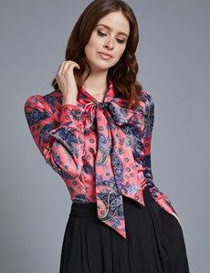 c37f8a695f8254 174 best Hawes and Curtis images in 2019   Satin blouses, Blouses ...