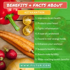 Filtur health, vitamin and supplement image section Protect Your Heart, Orange Recipes, Brain Health, Fertility, Health Benefits, Cucumber, Vitamins, Vegetables, Healthy