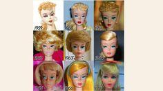 Os diferentes estilos da Barbie | Blog da Taís Almeida