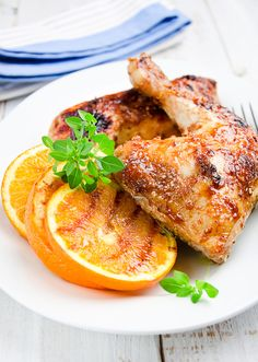 The Chew: Spicy Grilled Ribeye Recipe & Grilled Orange Chicken Rib Eye Recipes, The Chew Recipes, Meat Recipes, Paleo Recipes, Asian Recipes, Cooking Recipes, Ginger Orange Chicken Recipe, Recipe Chicken, Healthy Grilling