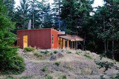 Una casa sostenible en un bosque · A sustainable home in a forest - Vintage