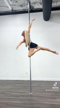 Pole Dance Moves, Pole Dancing Fitness, Pole Fitness, Dance Rooms, Ballerina Costume, First Relationship, Shoulder Workout, Dance Studio, Sport
