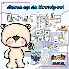 dieren op de noordpool Jaba, Peanuts Comics, Winter, Snoopy, Fictional Characters, School, Seeds, Winter Time, Fantasy Characters