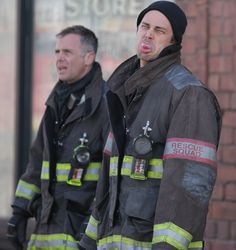 Severide and the rescue squad return on September 23. #ChicagoFire