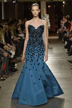 From the Runway to the Red Carpet: 15 Oscar-Worthy Gowns from NYFW  - ELLE.com