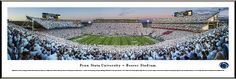 Penn State - Nittany Lions Panoramic Poster 110,000 of my closest friends