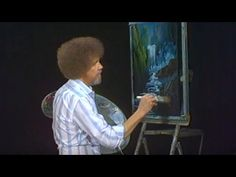 Bob Ross - Waterfall Wonder (Season 16 Episode 11) - YouTube