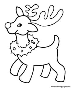 30 Best Free Christmas Coloring Pages For Adults Kids Images